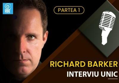 Lumea fascinantă a Hipnozei de Scenă cu Richard Barker (Partea 1)
