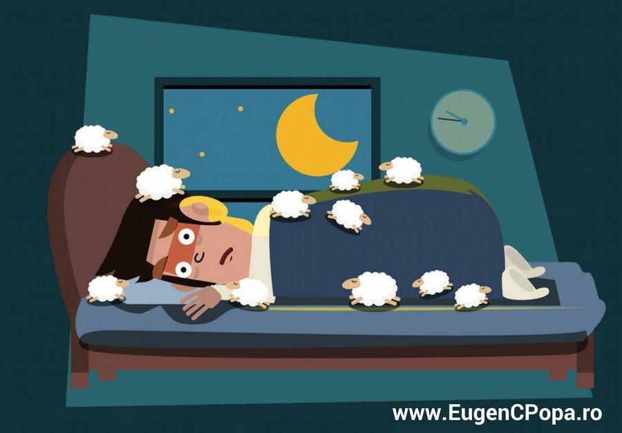 Ce este Insomnia: Simptome, Cauze si Metode de Prevenire   vreaulemn.ro